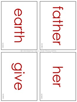 Benchmark Advance-Unit 2 Word Lists (Grade 2)