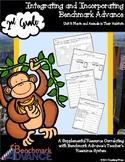 Benchmark Advance-Unit 3; Plants & Animals in Their Habita