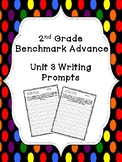 Benchmark Advance Unit 3 Writing Prompts (2nd Grade)