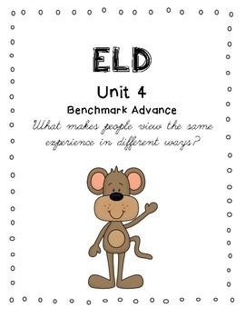 Benchmark Advance Unit 4 ELD Companion