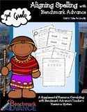 Benchmark Advance-Unit 6; Grade 2; SPELLING Supplemental Resources