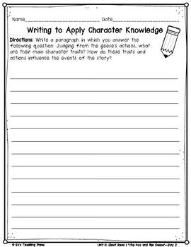 Benchmark Advance-Unit 6: Making Decisions (3rd Grade)