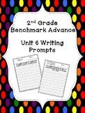 Benchmark Advance Unit 6 Writing Prompts (2nd Grade)