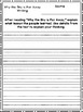 Benchmark Advance Unit 6 Writing Prompts (2nd Grade)