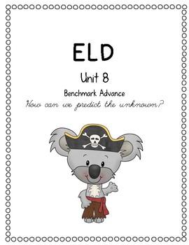 Benchmark Advance 3rd Grade Unit 8 ELD Companion