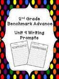 Benchmark Advance Unit 9 Writing Prompts (2nd Grade)