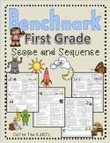 Benchmark Advance Unit Planner First Grade