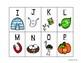 Benchmark Advance Uppercase Letter Memory Game