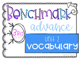 Benchmark Advance Vocabulary Grade 3 Unit 2