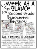 Benchmark Advance - Week at a Glance