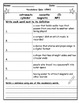 Benchmark Advance Third Grade Weekly Vocabulary Quizzes (B.A. Companion)