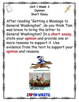 Benchmark Advance Weekly Writing Templates & Exemplars Second Grade (2nd Grade)