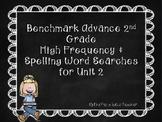 Benchmark Advance Word Search Unit 2