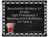 Benchmark Advance Word Search Unit 3