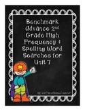Benchmark Advance Word Search Unit 7