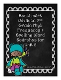Benchmark Advance Word Search Unit 8