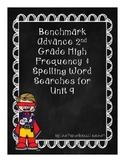 Benchmark Advance Word Search Unit 9