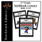 Workbook Covers- Units 1-10 (3rd Grade- Benchmark Advance)