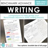 Third Grade (3rd Grade) Writing Booklets (Benchmark Advance)