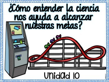 Benchmark Advance and Adelante Essential Question Posters 3rd GRADE
