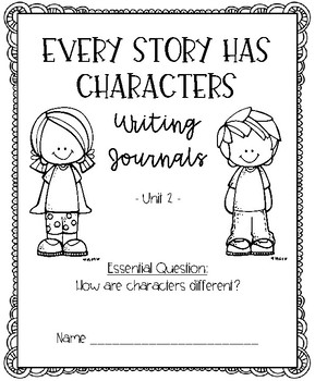 Benchmark Advance for Kindergarten Unit 2 Writing Journals
