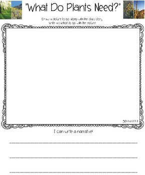 Benchmark Advance for Kindergarten Unit 3 Writing Journals