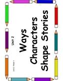 Benchmark Advance 3rd Grade Unit 2 Week 1