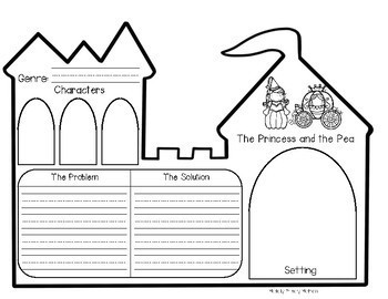Benchmark Advance  First Grade Unit 2 The Princess and the Pea