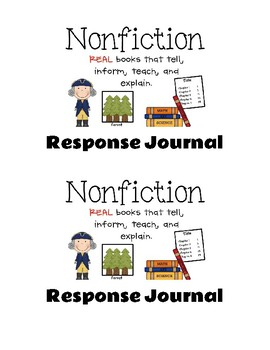 Non-Fiction Question in a Jar Response Journal