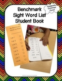 Benchmark Advance Sight Word Book
