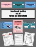 Benchmark Advanced Spelling, Grade 3 Unit 10 Supplemental Material