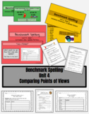 Benchmark Advanced Spelling, Grade 3 Unit 4 Supplemental Material