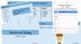 Benchmark Advanced Third Grade, Unit 1 Spelling Supplemental Material