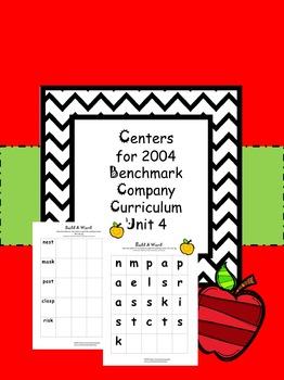 Benchmark Company (2004) Center Priintables Unit 4