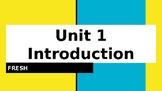 Benchmark ELA 4th Grade - Unit 1 Introduction