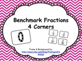 Benchmark Fractions 4 Corners
