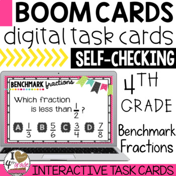 Benchmark fraction teaching resources teachers pay teachers benchmark fractions boom cards benchmark fractions boom cards fandeluxe Gallery