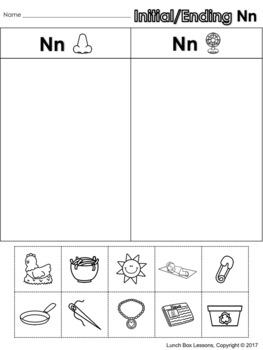 Benchmark Advance © Kindergarten/1st Grade Letter Sort Supplements