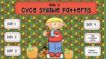 Benchmark Literacy 2nd Grade Phonics Unit 2