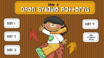 Benchmark Literacy 2nd Grade Phonics Unit 3