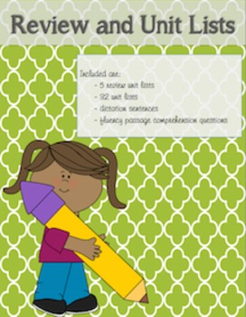 Benchmark Literacy 2nd Grade Spelling