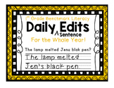 First Grade Benchmark Literacy Build Up Phonics Daily Sent