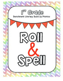 Benchmark Literacy Build Up Phonics Roll and Spell Sight Words