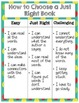 Benchmark Literacy First 30 Days Grades K-2 Anchor Charts