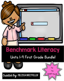 Benchmark Literacy First Grade Complete Bundle