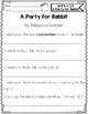 Benchmark Literacy First Grade Comprehension Worksheets Unit 4