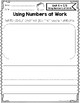 Benchmark Literacy First Grade Comprehension Worksheets Unit 6
