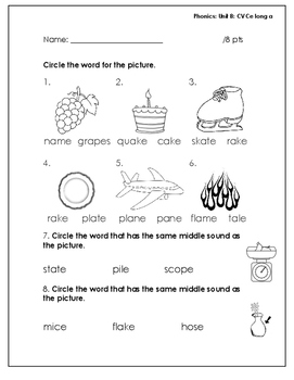 Benchmark literacy first grade phonics worksheets by a 1st grade teacher benchmark literacy first grade phonics worksheets ibookread PDF