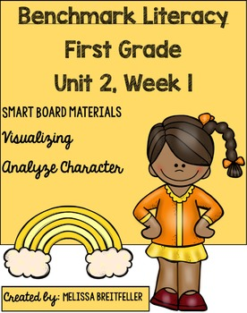 Benchmark Literacy First Grade Unit 2, Week 1