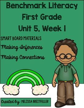 Benchmark Literacy First Grade Unit 5, Week 1